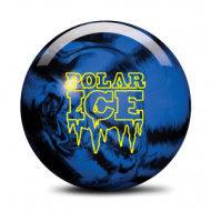 Шар для боулинга STORM POLAR ICE BLUE/BLACK