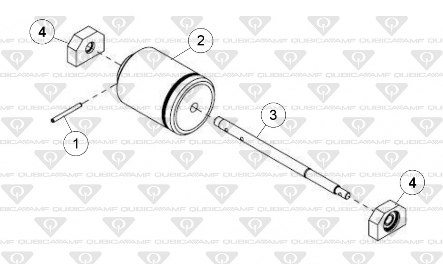 Right Hand Drive Shaft End