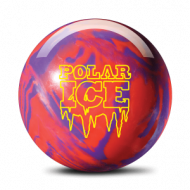 Шар для боулинга STORM POLAR ICE RED/PURPLE PEARL