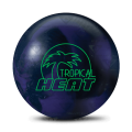 Шар для боулинга STORM TROPICAL HEAT BLACK/PURPLE